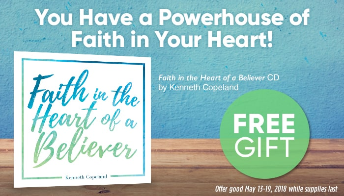 Faith in the Heart of the Believer