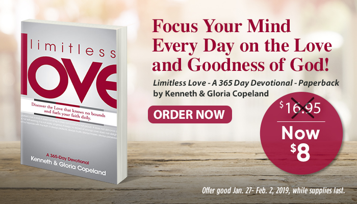 Limitless Love Devotion with Kenneth and Gloria Copeland