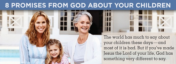 8 Promises From God About Your Children