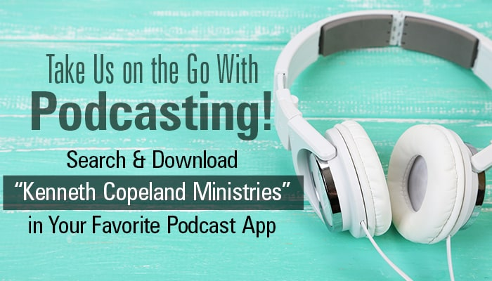 Listen Up…Take Us On the Go With Our Podcast!
