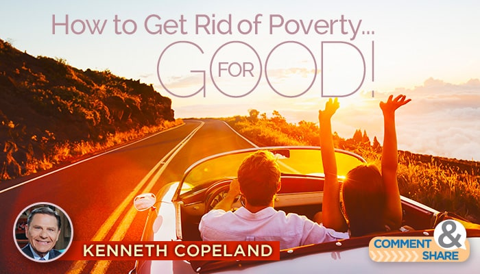 How to Get Rid of Poverty for Good!