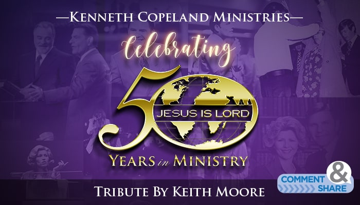 An Inspiring Example – A Tribute to Kenneth and Gloria for 50 Years of Ministry