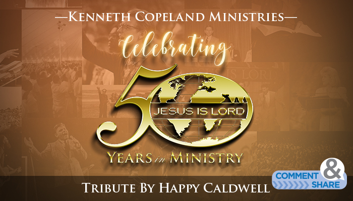A Faithful Man is Hard to Find – A Tribute to Kenneth and Gloria for 50 Years of Ministry