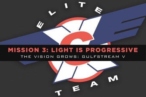 Light Is Progressive. The Vision Grows