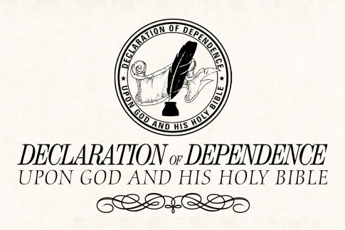Sign the Declaration of Dependence Today!