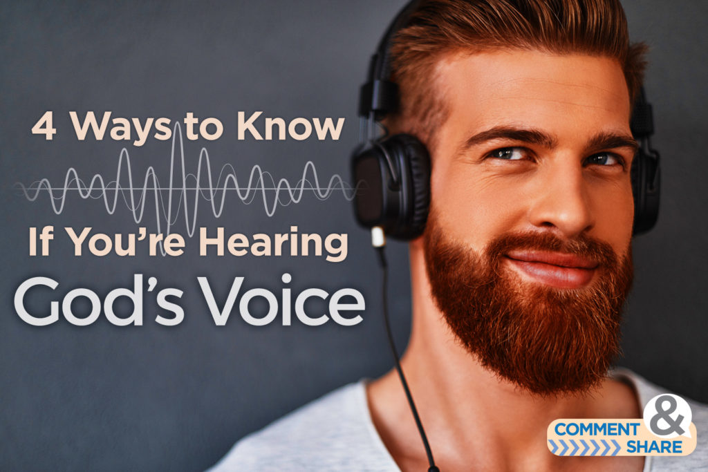 4 Ways to Know If You're Hearing God's Voice - Kenneth Copeland