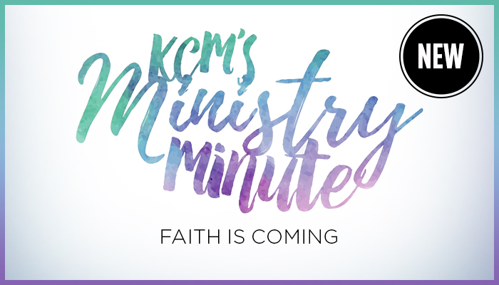 Faith Is Coming by Kenneth Copeland
