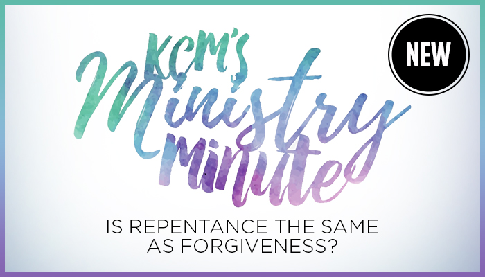 What Is Repentance? Ministry Minute by Terri Copeland Pearsons