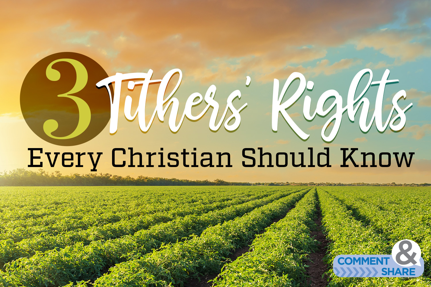 3 Tithers' Rights Every Christian Should Know