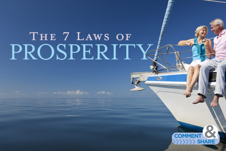 The 7 Laws of Prosperity