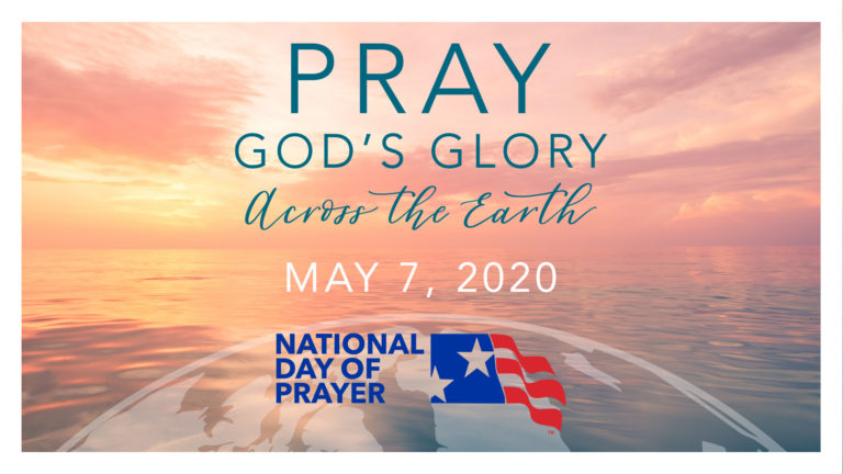 Pray With Us! 2020 National Day of Prayer Event