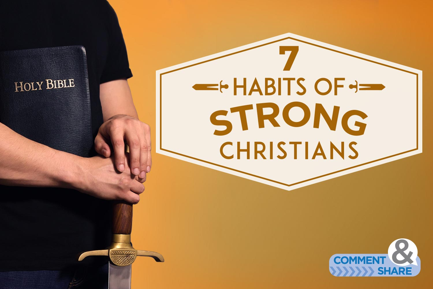 7 Habits of Strong Christians